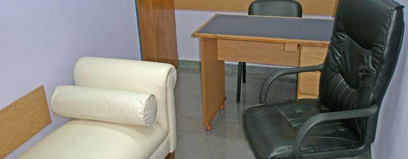 Consultorio 2 - Psicología